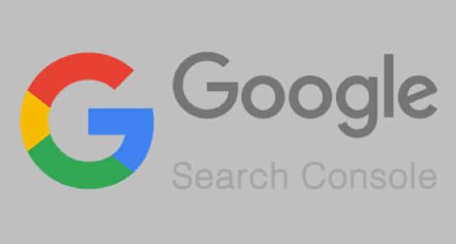 Google search console définition