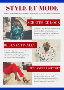 campagne emailing bulletin information mode lumoeb Pau webmarketing